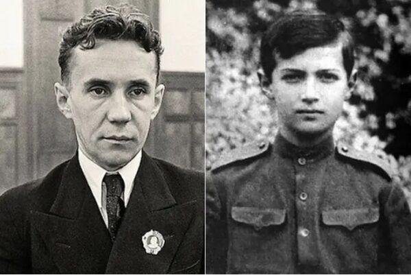Алексей Косыгин и цесаревич Алексей