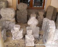 Мусульманские надгробья времен Крымского ханства с тамгами