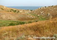 речка Сююр-таш могла быть в античные времена удобной гаванью