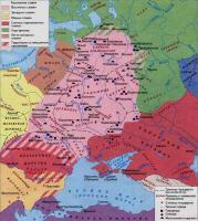 Древняя Русь и соседние земли