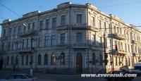 здание женской гимназии в Симферополе