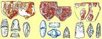 Археологические находки Днепро-Донецкой культуры