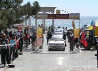 Колоннада Алуштинской набережной