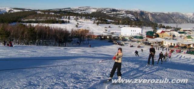 Беговые туристические и горные лыжи подбор при покупке или  Ай Петри склон для начинающих с прокатом лыж и сноубордов