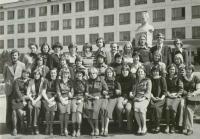 польские студенты в Симферополе, 1970-е