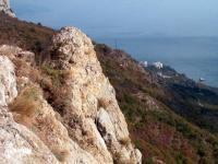 берег моря у Фороса