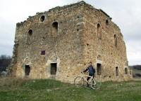 Мечеть хана Тохтамыша (Тохта-джами) у с. Эски-сарай (Монетное Симферопольского района), конец 14 века