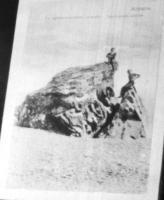 Черновские камни в начале 20 века