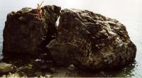 Черновские камни в Алуште