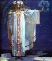 Либуше - первая королева Чехии
