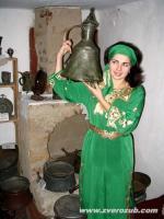 Этнографическая коллекция в семейном музее крымских татар в Старом Крыму