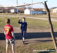 дворовой и деревенский футбол - это сила!