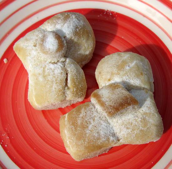 Хурабие курабье печенье к кофейной