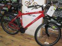 это новые велосипеды, с залоговой стоимостью 300 долларов и прокатной - 12 долларов в день