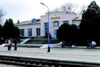 узловая станция Владиславовка (Джанкой - Керчь, Джанкой - Феодосия)