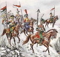 Татарские уланы в войске Наполеона