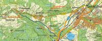 маршруты велосипедных прогулок Бахчисарай - Фурмановка