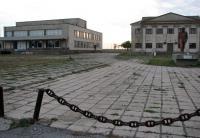 руины светлого советского позавчера в селе Знаменское у Донузлава