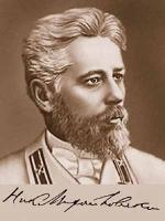 русский инженер-путеец, писатель Гарин-Михайловский