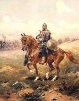 товарищ панцерный - шляхтич в польской кавалерийской хоругви по образцу черкесов (пятигорцев)