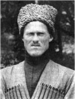 Султан Гирей Клыч - казачий полковник