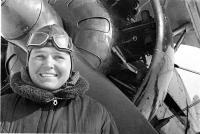 Герой Советского Союза Полина Осипенко - выпускница Качинской авиашколы