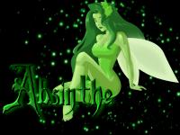 Зеленая фея - символ французского абсента