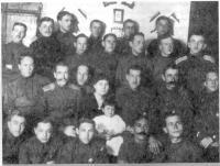 эскадронцы - офицеры крымскотатарского конного полка в эмиграции