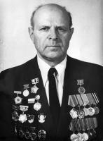 Николай Олейников - создатель музея Ичкинского партизанского отряда