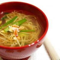 традиционный корейский суп из курицы