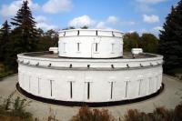Оборонительная башня Корниловского бастиона, Малахов курган, Севастополь, Крым