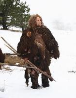Последний неандерталец АО, съемки на Ай-Петри в марте 2009, фото КП в Украине