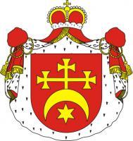 герб Корибут князей русских Вишневецких