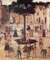 праздник в замке, Эпоха Возрождения