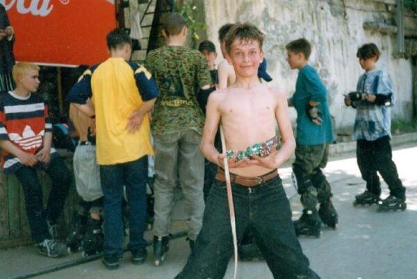 хоккей на роликовых коньках. Севастополь, Минка, 9 мая