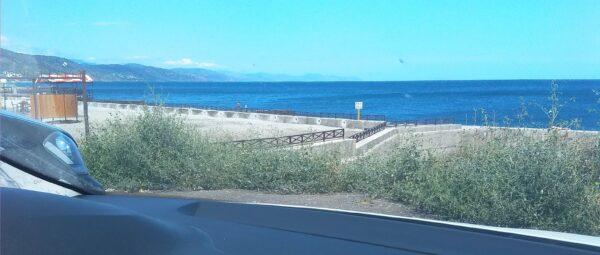 Пляж Эврика в 2020 года, Алушта, Чёрное море