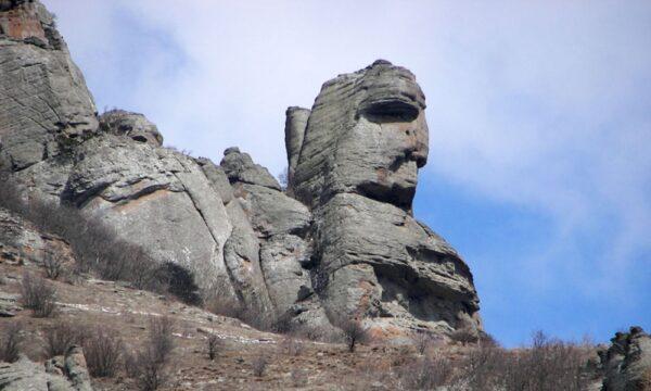 скала Екатерины над Алуштой