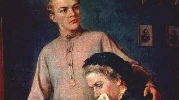 Владимир Ленин в 17 лет принял решение уничтожить Российскую империю